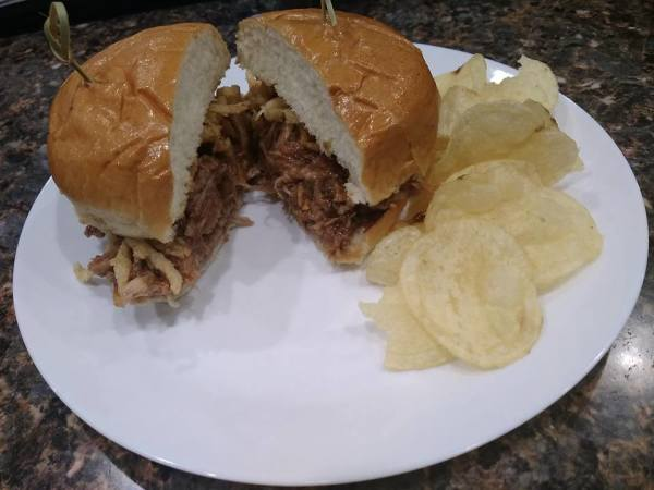Roast Pulled Pork