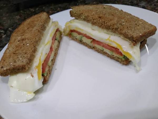 Specialty Egg sandwich